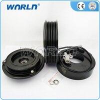 Комплект автомобильного компрессора переменного тока 10PA17C 6PK для Mercedes-Benz 12V MB100 6611303415/1101131/661 130 34 15