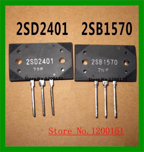 2SB1570 2SD2401 TO-3PL