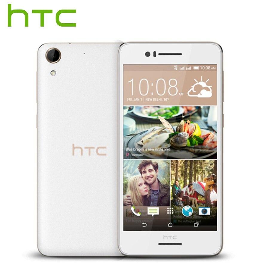 Original Brand New HTC Desire 728 D728w Dual SIM Mobile Phone 5 5 inch  MT6753 Octa Core 2GB RAM 16GB