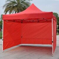 Наружная реклама выставочные палатки автомобиль навес Сад беседка события палатка для облегчения палатки тент солнцезащитный укрытие 3x4,5