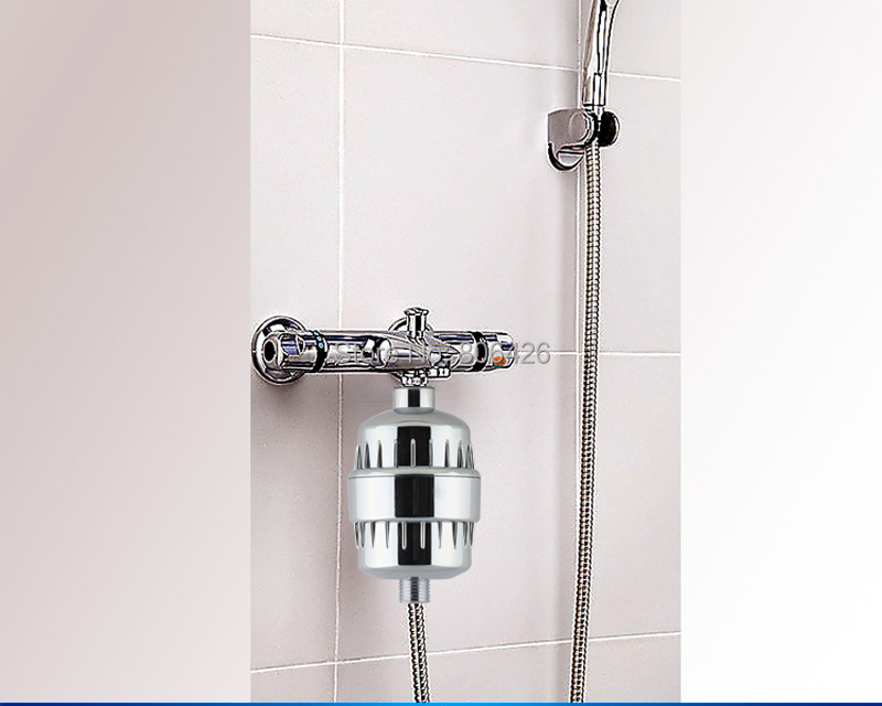 Фильтр для ухода за кожей/фильтр для душа для ванны/насадка для душа Спа/СПА-фильтр для ванны с комбинированным углеродом/KDF/сульфит кальция