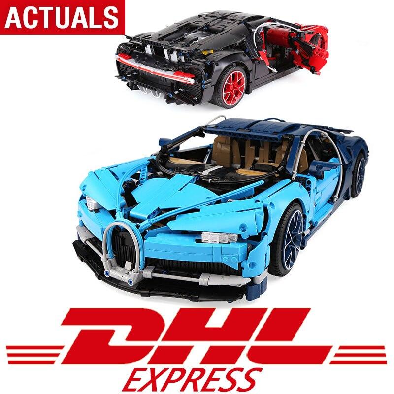 DHL Technic Spielzeug 4031 stücke Kompatibel mit Legoing Technik 42083 Super Racing Auto Modell Bausteine Ziegel Spielzeug Für Kinder geschenke