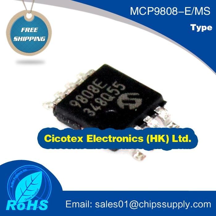 Price MCP9808-E/MS