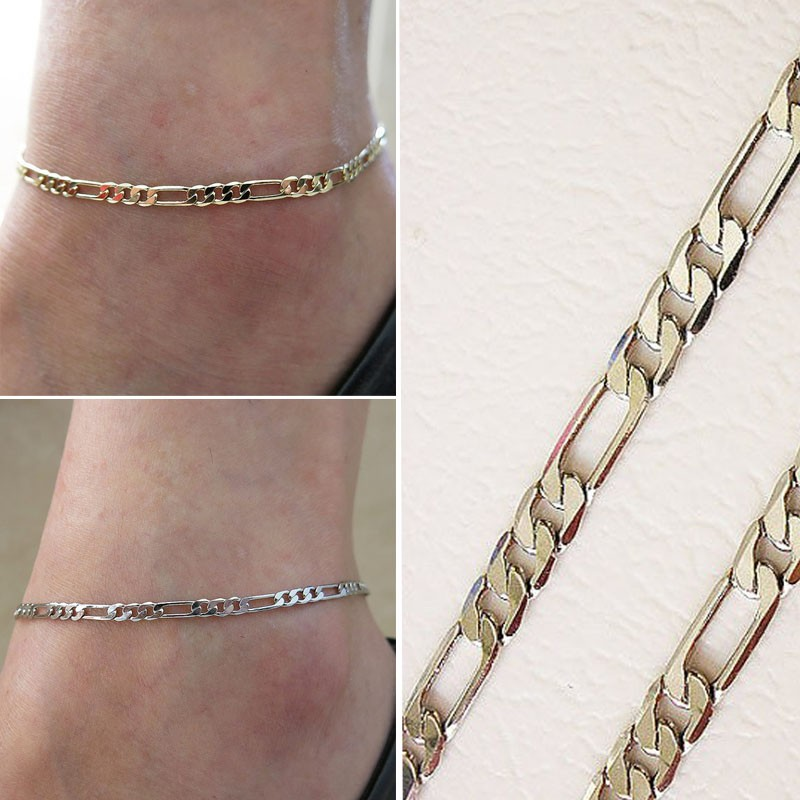 cool titled to ankle wikihow image pictures bracelets step anklets how make anklet with