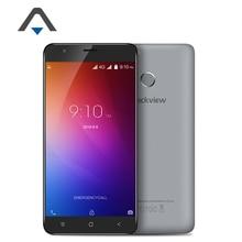 Оригинал Blackview E7 LTE 4 Г Мобильный Телефон 5.5 «Android 6.0 Смартфон Quad Core 1 ГБ RAM 16 Г ROM 2700 мАч 8MP Отпечатков Пальцев ID Фото