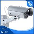 4 unids/lote Venta Falsa IR LED Cámara Emulational Decoy Dummy CCTV Cámara falsa cámara de luz Intermitente