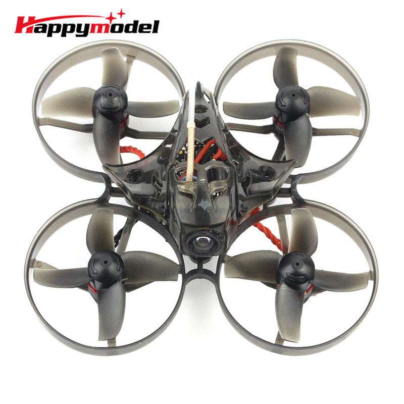 Happymodel Mobula7 75mm Crazybee F3 Pro OSD 2S Whoop FPV Racing Drone w/ Upgrade BB2 ESC 700TVL RC Racer Getan Multi Rotor BNF