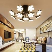 Art Designer Modern Led Ceiling Chandelier For Living Room Bedroom Home Deco Study Room Ceiling Chandeliers