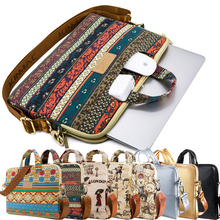 New Brand Laptop Bag Shockproof Portable Latpop Sleeve Fashion Notebook Case Shoulder Bag Cover For Macbook/HP/Lenovo13/14/15.6'