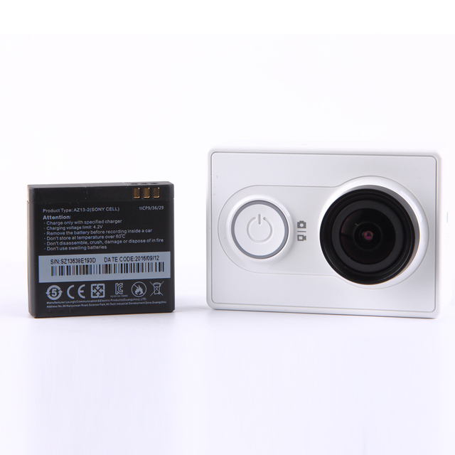 Wide Angle Action Camera