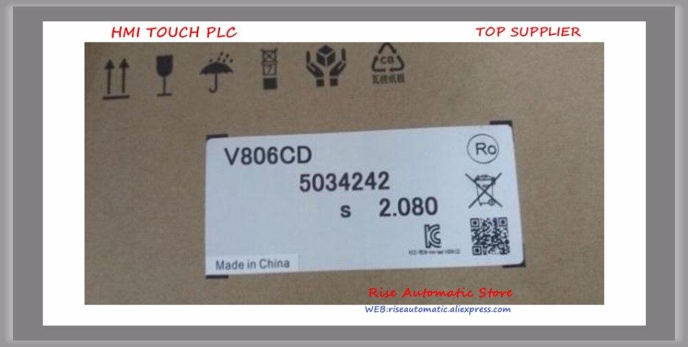 New Original 5.7-inch Touch Screen HMI V806CD high-qualityNew Original 5.7-inch Touch Screen HMI V806CD high-quality