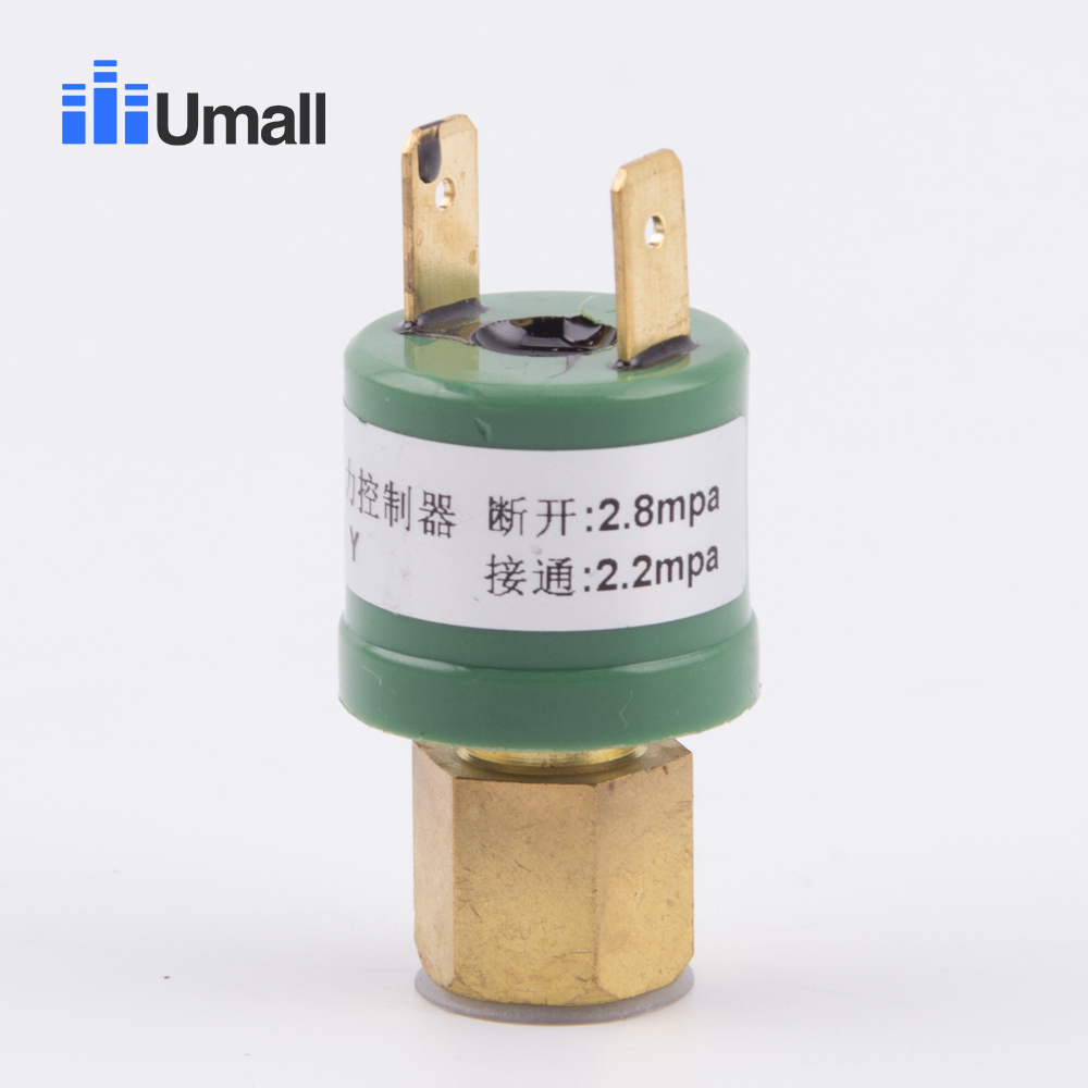 air conditioner high low pressure sensor controller 10mm protection open switch air compressor heat pump parts 2.2mpa2.8mpaair conditioner high low pressure sensor controller 10mm protection open switch air compressor heat pump parts 2.2mpa2.8mpa