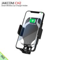 JAKCOM CH2 Smart Wireless Car Charger Holder Hot sale in Chargers as 18650 charger usb astro 320 usb tester
