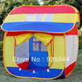 Precio especial!! pop-up tienda Sunnycat 5039 tamaño grande super gran playa al aire libre niño juego houseChildren Juegan Casa niños
