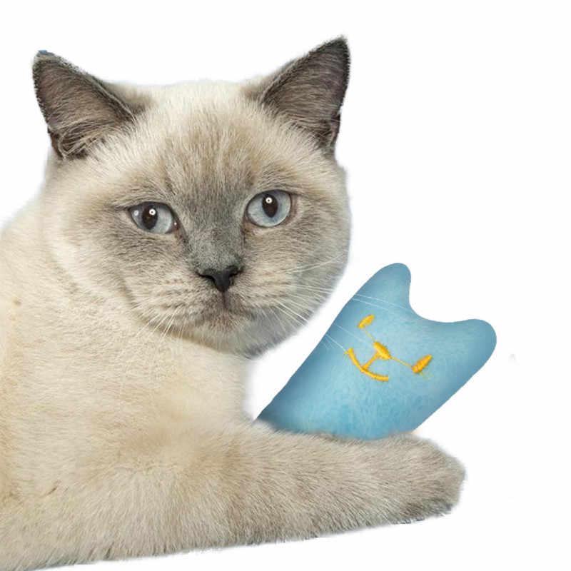 CARRYWON забавная игрушка для кошек интерактивный плюшевый Творческий подушка популярные высокого качества котенок игрушка скрежетание зубами милые когтеточки для котов игрушки