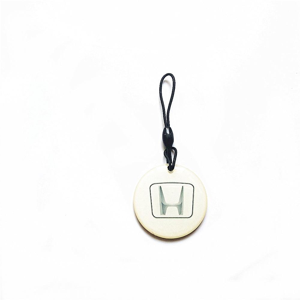 EM4305 Copy Rewritable Writable Rewrite Duplicate RFID Tag Proximity ID Token Key Keyfobs Ring 125Khz Card Access