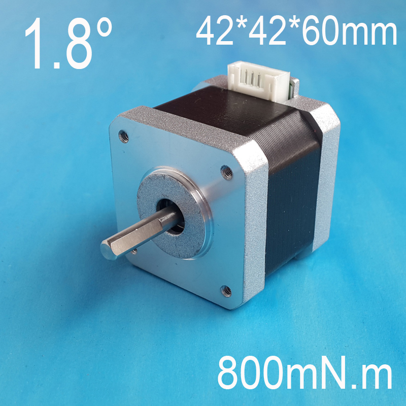 ФОТО 42 stepper motor 1.5A 48mm 17HD48004-22B engraving machine 3D printer
