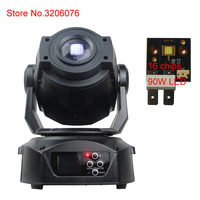 Hot 90W LED Moving Head Disco Led Light Gobo Stage Light