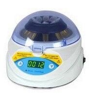 Новый mini 10k Спецодежда медицинская лаборатории мини центрифуга центробежных 10000 об./мин. 7500 г RH