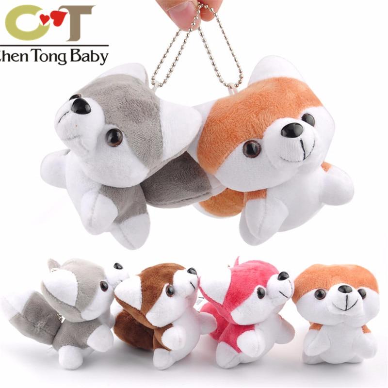 Stuffed Animals & Plush 10% Cartoon Donlad Duck Mini Plush Pendant Toy Doll Clamshell Doll Plush Bead Chain 15cm Wj04 Plush Keychains