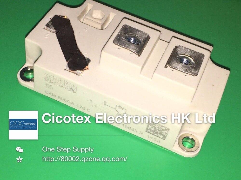 SKM600GA176D MODULE IGBTSKM600GA176D MODULE IGBT