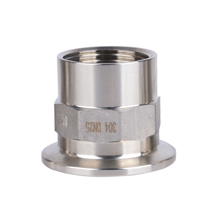 PELLER 304 Stainless Steel OD 3 to 1 Tri Clamp Reducer Ferrule Sanitary Fitting