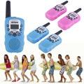 YKS 2 pcs RT-388 Walkie Talkie Speelgoed Voor Kinderen 0.5 W 22CH Twee Manier Kids Radio Jongens en Meisjes Brithday xmas Gift