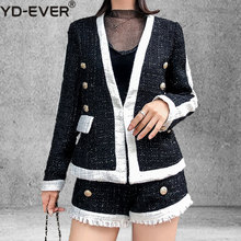 957dd27eca Buy womens black coat with gold buttons and get free shipping on ...