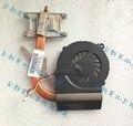 Nuevo refrigerador 595833-001 610842-001 617646-001 597786-001 para HP G42 G62 CQ42 CQ62 radiador portátil de refrigeración del disipador de calor con ventilador