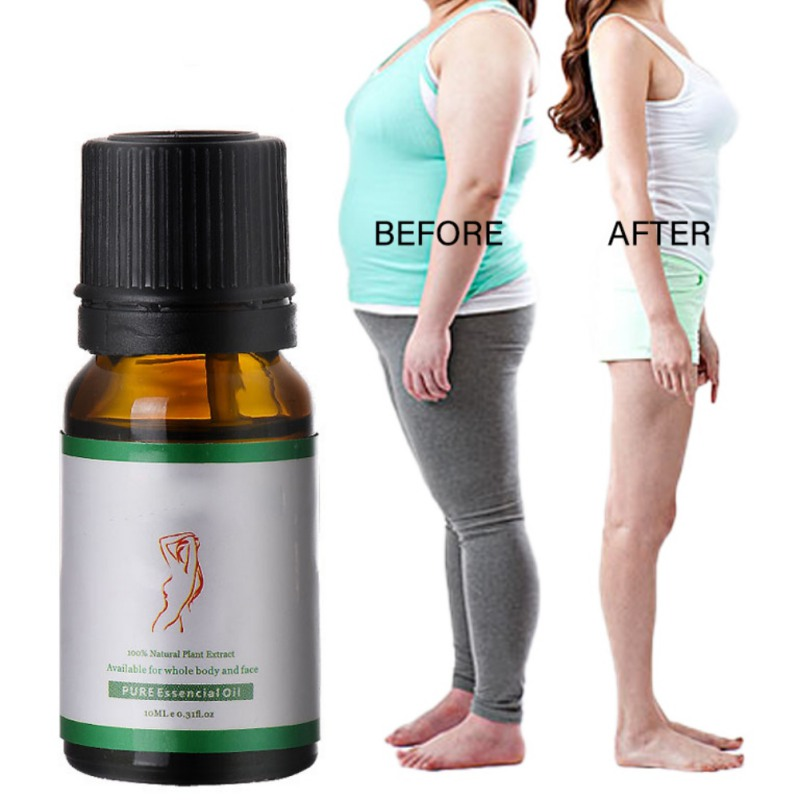 Health Care Slimming Essential Oils Thin Leg Waist Fat Burning Pure Natural font b Weight b
