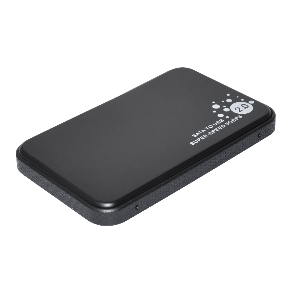 USB 2.0 HDD Caddy Enclosure 2.5 Inch SATA SSD Mobile Disk Box Cases Hard Drive 2.5 Hdd Case Hdd Housing For Windows/Mac