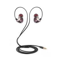 Newest MusicMaker TS1 10mm Dynamic Super Bass HIFI In Ear Earphone In Ear Headset
