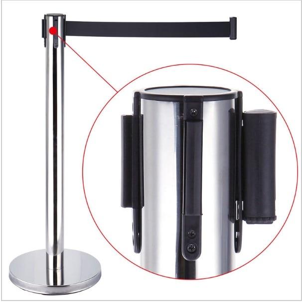 2 X Messing Warteschlange Barriere Beiträge Sicherheit Stanchion Seil Teiler Stahl Set Gold Safety Cones Sicherheit & Schutz