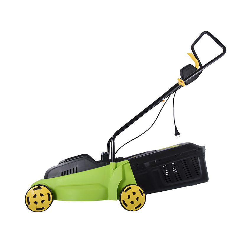 1500 W Electric Lawn Mower Garden Hand-push Reel Mowers Multi Brush Cutter  Artificial Grass Trimmer Weeding Machine