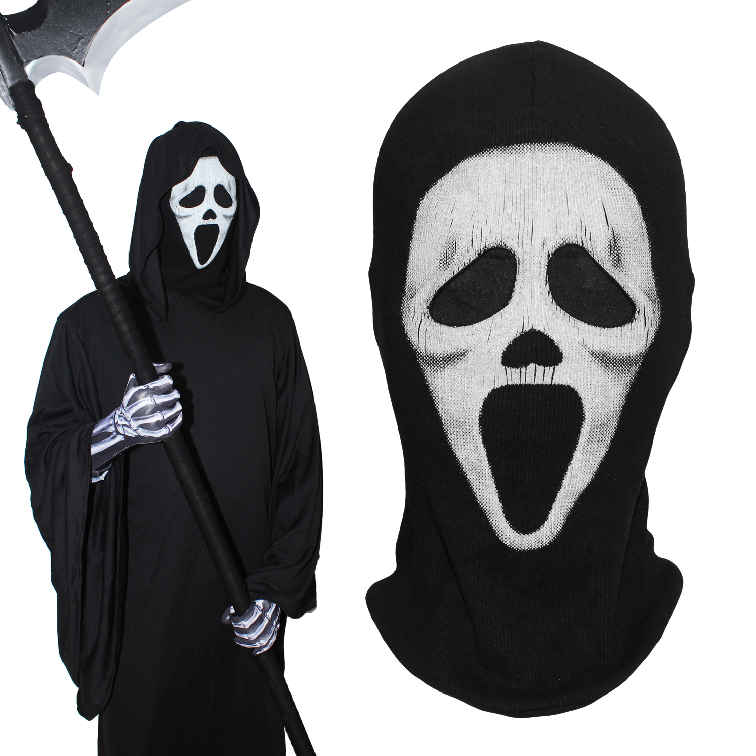 Popular Screaming Face Mask-Buy Cheap Screaming Face Mask lots ...