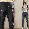 New Fashion Women's Jeans Casual Cotton Denim Sexy Women's jeans harem Pants