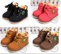 Crianças Wniter Shoes sapatos de bebê bebê espessamento de algodão acolchoado sapatos crianças botas quentes meninos botas de neve botas infantis