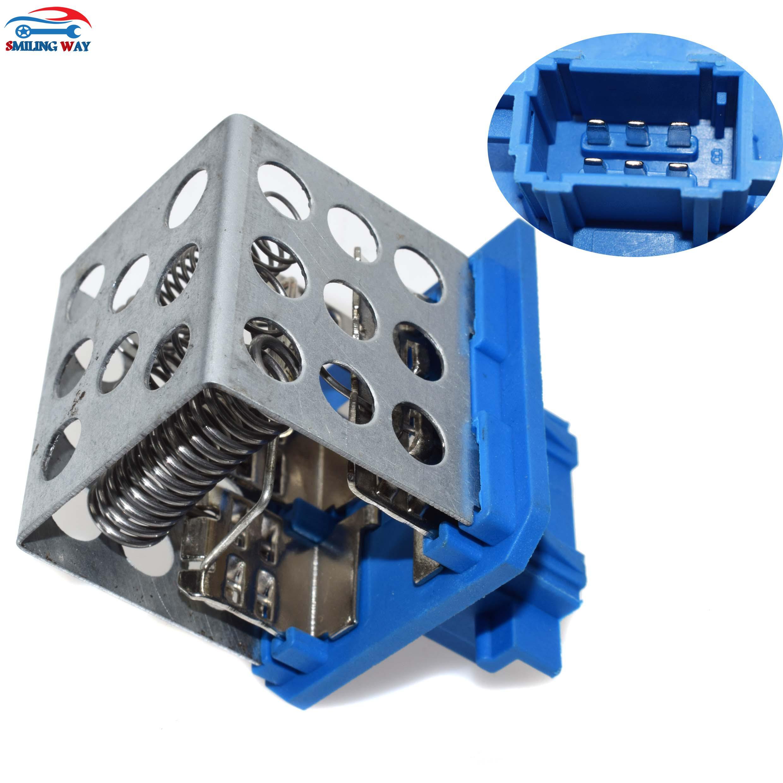 Yaopei Heater Blower Motor Fan Resistor Control Unit Use For Peugeot 406 Smiling Way 206 Cc Sw Citroen C5 Iii