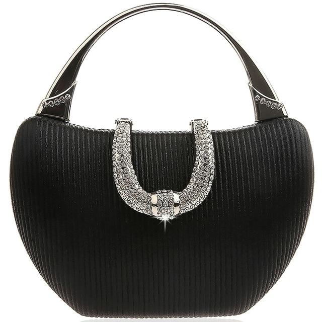 الصيف الترتر حقيبة الهاتف المحمول الحلو سيدة الموضة حقائب اليد المحمولة مساء حقيبة