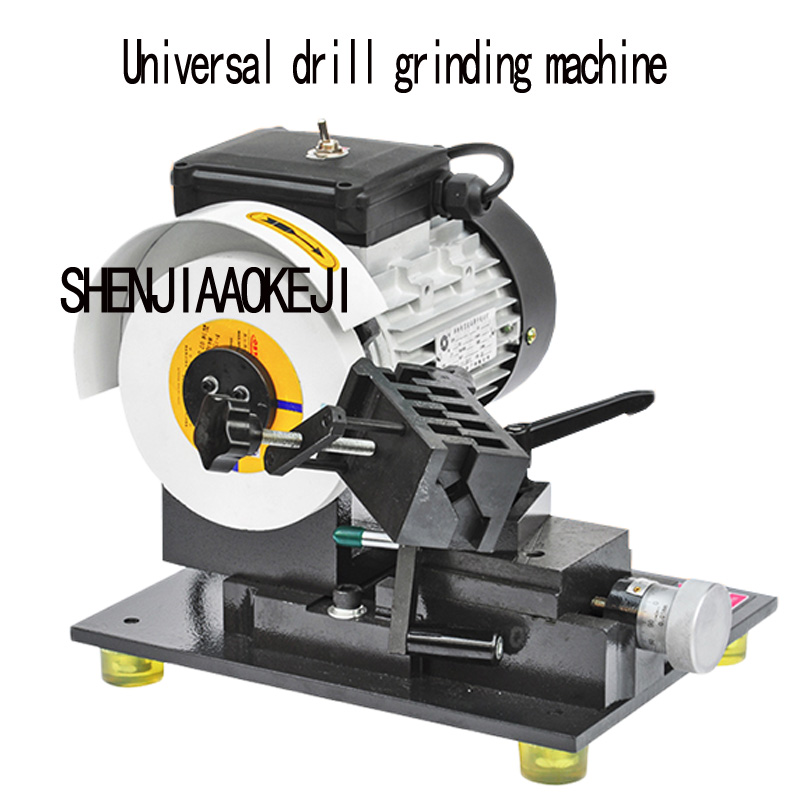 1pc GD 28 Universal drill grinding machine woodworking drill repair grinding machine 3 28MM drill sharpener 380V/220V
