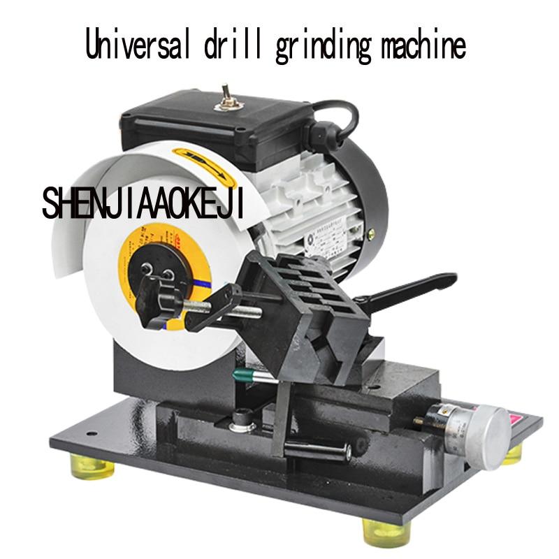 1pc GD 28 Universal drill grinding machine woodworking drill repair grinding machine 1 28MM drill sharpener 380V/220V