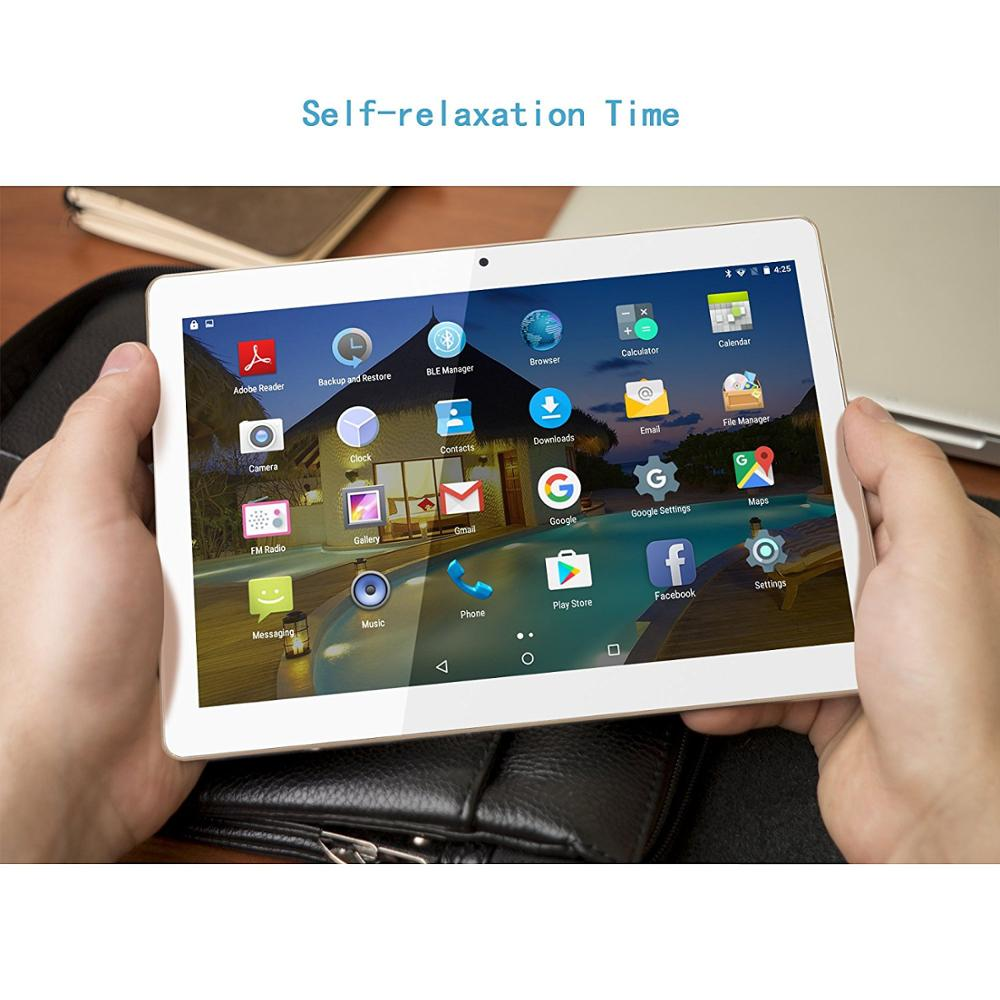 купить LNMBBS forro para tablet para ninos big tablet screen mtk multi entertainment 3G quad core android 7.0 10.1 inch 2+32GB 1280*800 по цене 5384.72 рублей