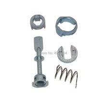 Автомобильный Железный дверной замок цилиндр Ремонтный комплект для VW POLO 6N1 6N2 1997-2002 Передний левый или правый OE#6N0 837 223A 5 шт./1 комплект