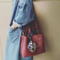 Vintage PU Tassel Women Shoulder Bag Female Retro Daily Causal Totes Lady Elegant Shopping Handbag White collar bag computer bag