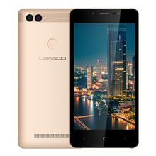 LEAGOO POWER 2 Mobile Phone 5.0″HD IPS 2GB RAM 16GB ROM Android 8.1 MT6580A Quad Core Dual Camera Rear Fingerprint 3G Smartphone