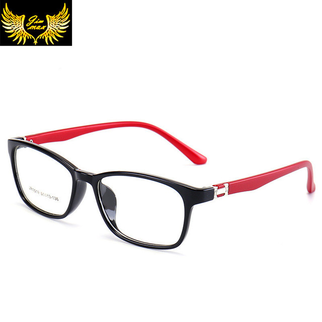 e9a1c19b49d 2016 new PC eye glasses fashion men women unisex optical frames full rim  eyeglasses square eyewear for prescription