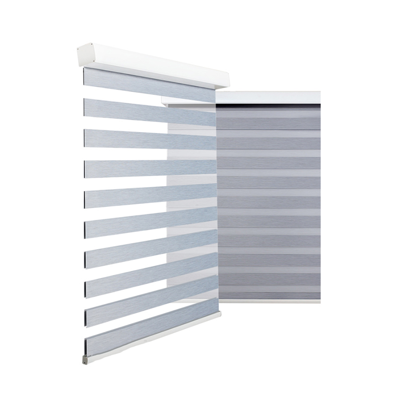 Hot sale high quality window blackout roller blinds zebra blinds rainbow blind customized size