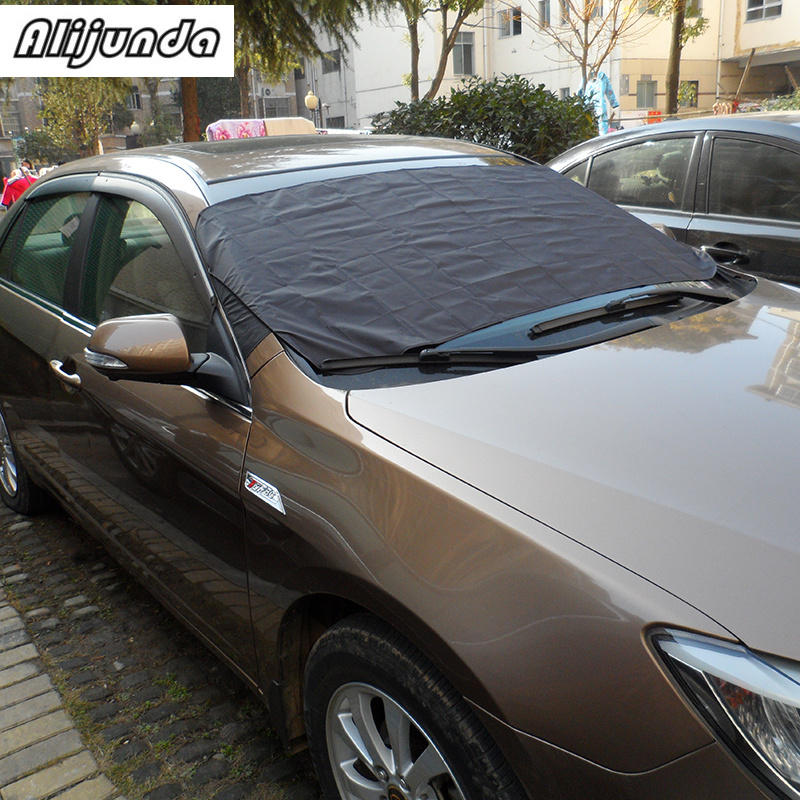 150 * 70cm car windshield car awning sunscreen <font><b>hood</b></font> for <font><b>Audi</b></font> all series Q3 Q5 SQ5 Q7 A1 A3 S3 A4 A4L A6L A7 S6 S7 <font><b>A8</b></font> S4 RS4 A5 image