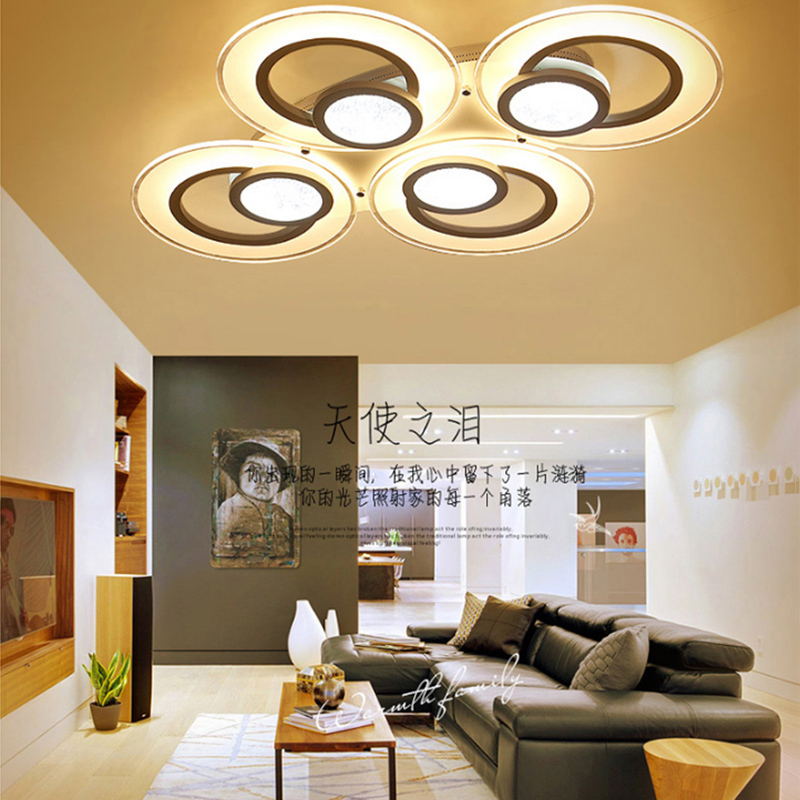 Modern LED ceiling light Round simple decoration fixtures study dining room balcony bedroom living room ceiling lamp modern kid s bedroom glass lemon ceiling light living room parlor lamp yellow lemon balcony passageway hallway ceiling lamp