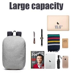 Image 3 - 新しい防水 15.6 インチのラップトップバックパックバッグ男性バックパック旅行十代の肩バックパック男性大学生スクール mochila